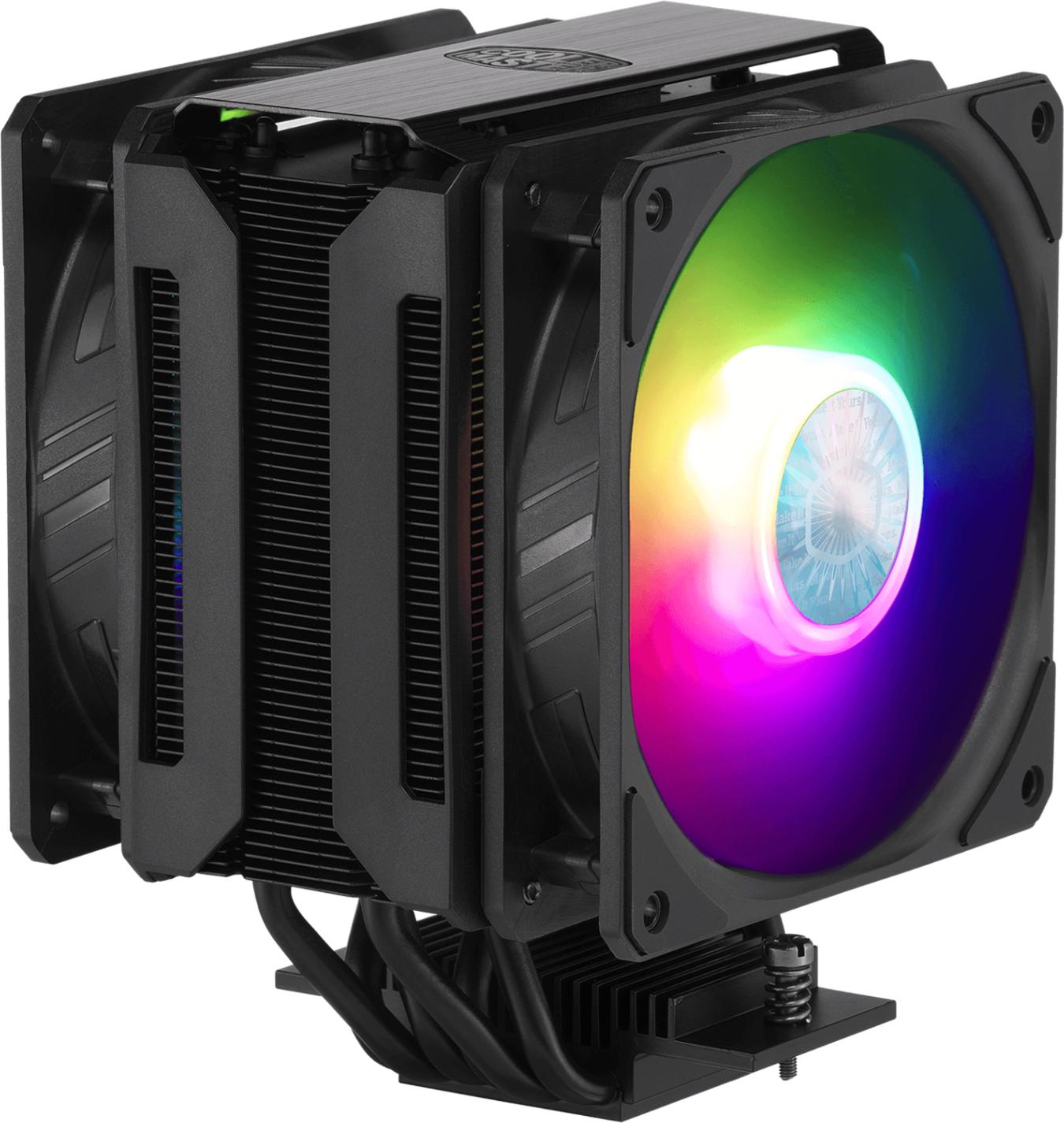 Охладител за процесор Cooler Master MasterAir MA612 Stealth ARGB-4