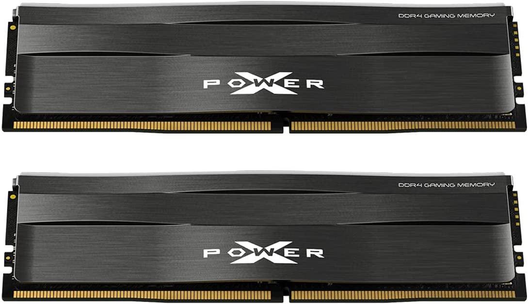 Памет Silicon Power XPOWER Zenith 16GB(2x8GB) DDR4 PC4-25600 3200MHz CL16 SP016GXLZU320BDC