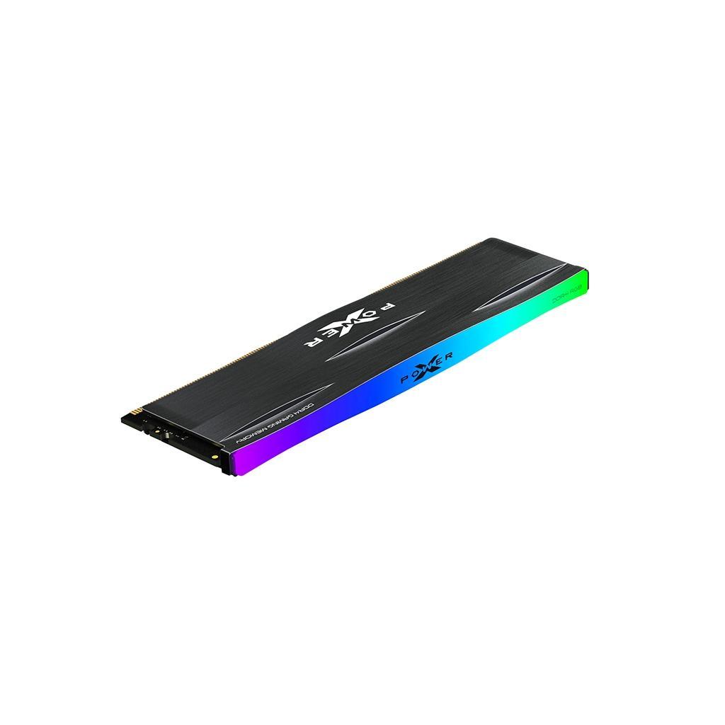 Памет Silicon Power XPOWER Zenith RGB 16GB DDR4 PC4-25600 3200MHz CL16 SP016GXLZU320BSD-2