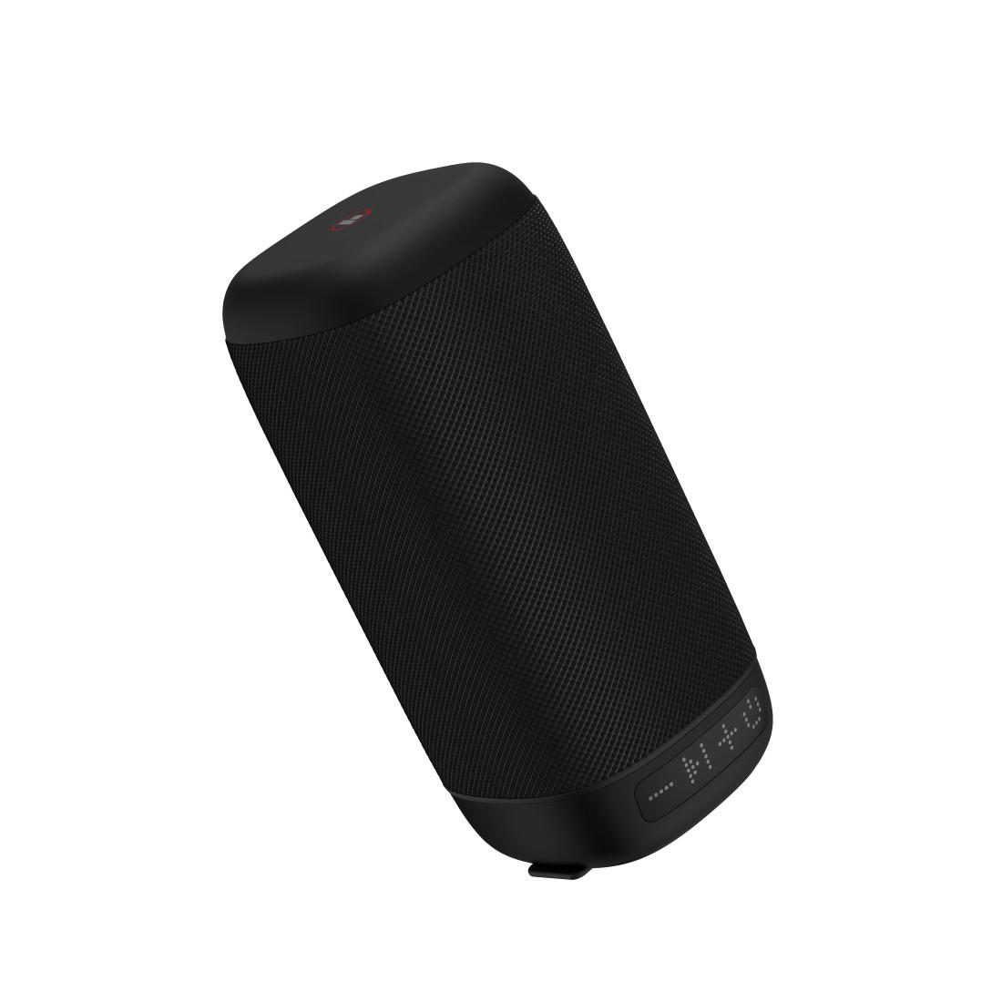 Безжична смарт тонколона HAMA Tube 2.0, Bluetooth, 3.5mm жак, 3W, Черен