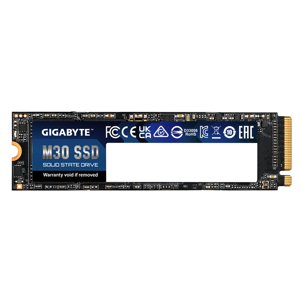 Solid State Drive (SSD) Gigabyte M30, 512GB, NVMe, PCIe Gen3, M.2
