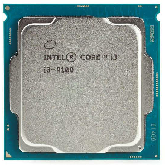 Процесор Intel Coffee Lake Core i3-9100, 3.60GHz (up to 4.20GHz ), 6MB, 65W FCLGA1151, TRAY