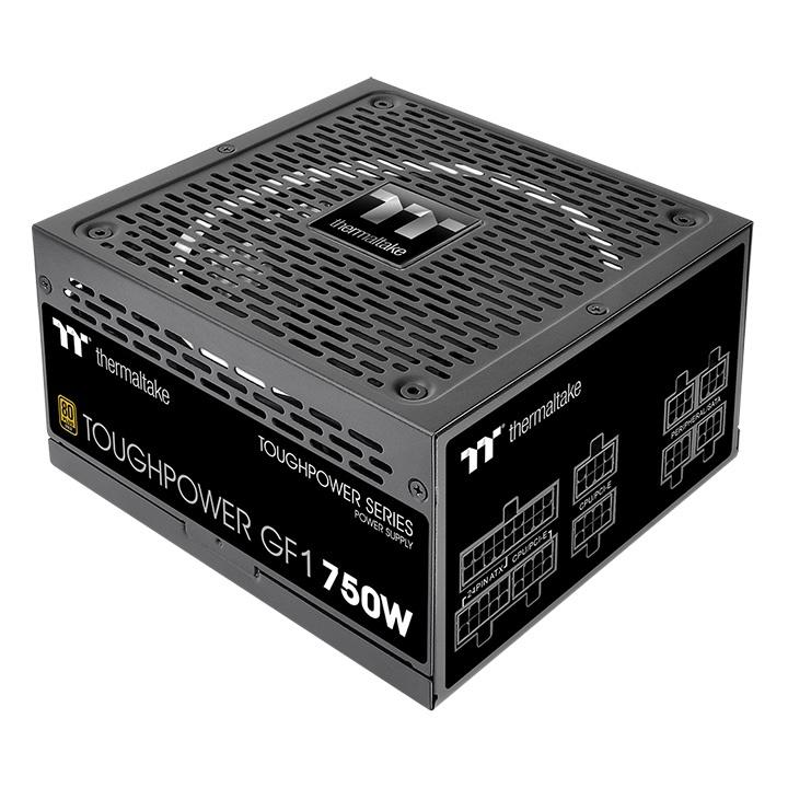 Захранващ блок Thermaltake Thoughpower GF1 750W (230V) 80+ Gold, Fully Modular