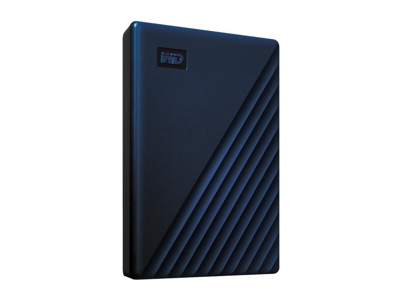 "Външен хард диск Western Digital My Passport, 2TB, 2.5"", USB 3.0"