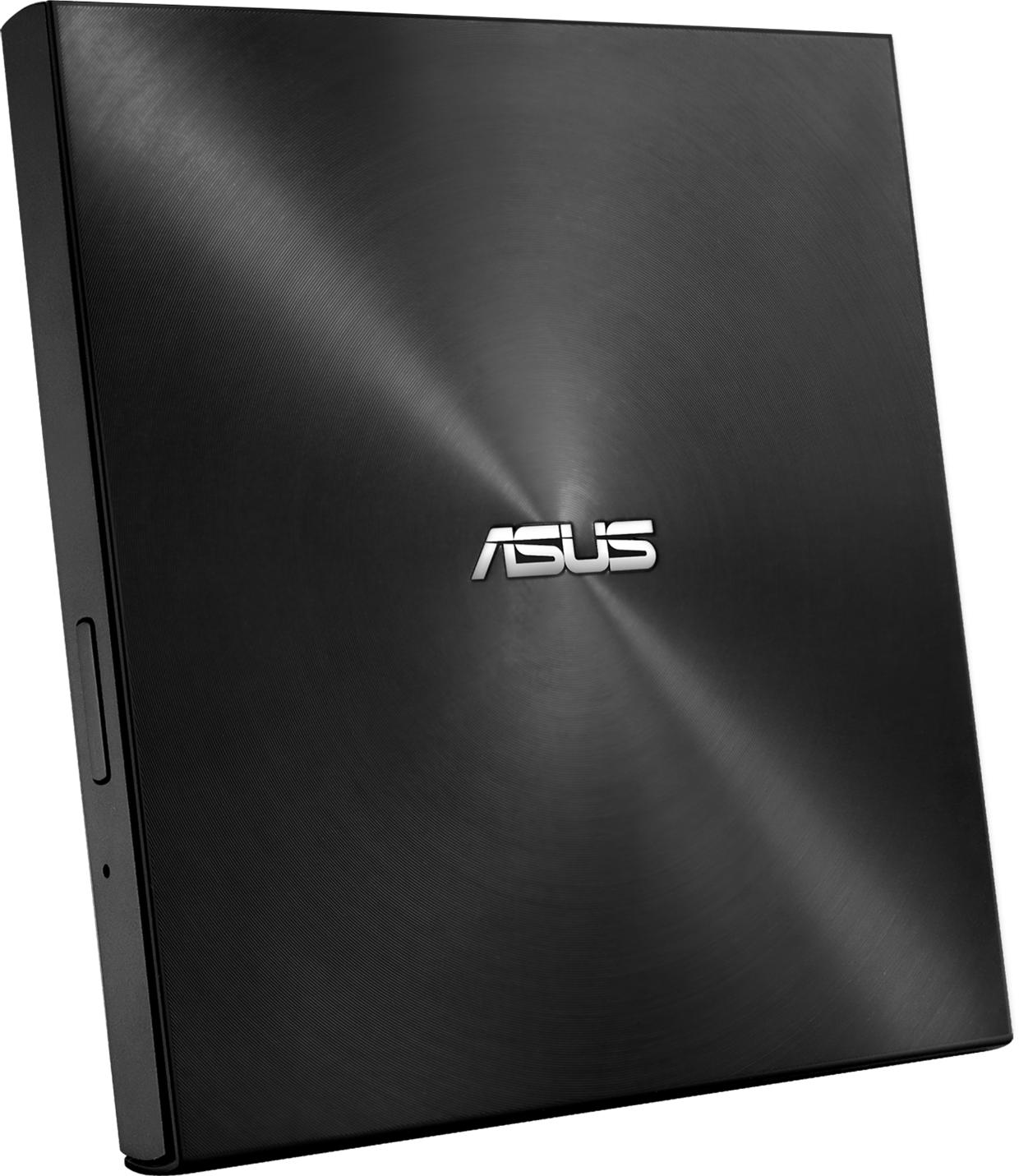 Външно записващо устройство ASUS ZenDrive U8M ultraslim, DVD drive & writer, USB C, Черно-4
