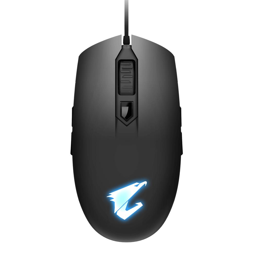 Геймърска оптична мишка Gigabyte Aorus M2 RGB Fusion