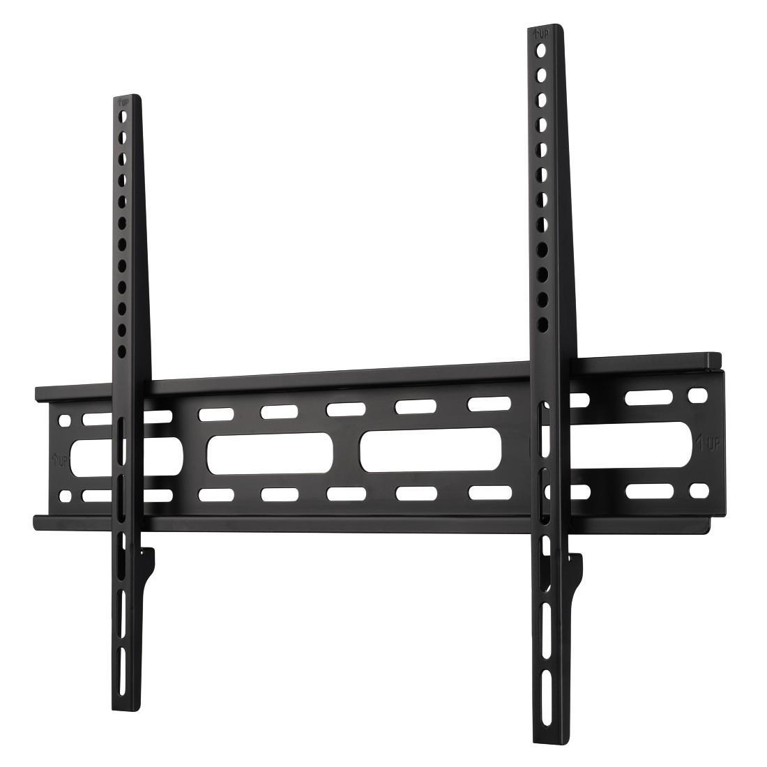 Стенна стойка за TV HAMA 108771, Фиксирана, 32-75, 35 кг, Черна