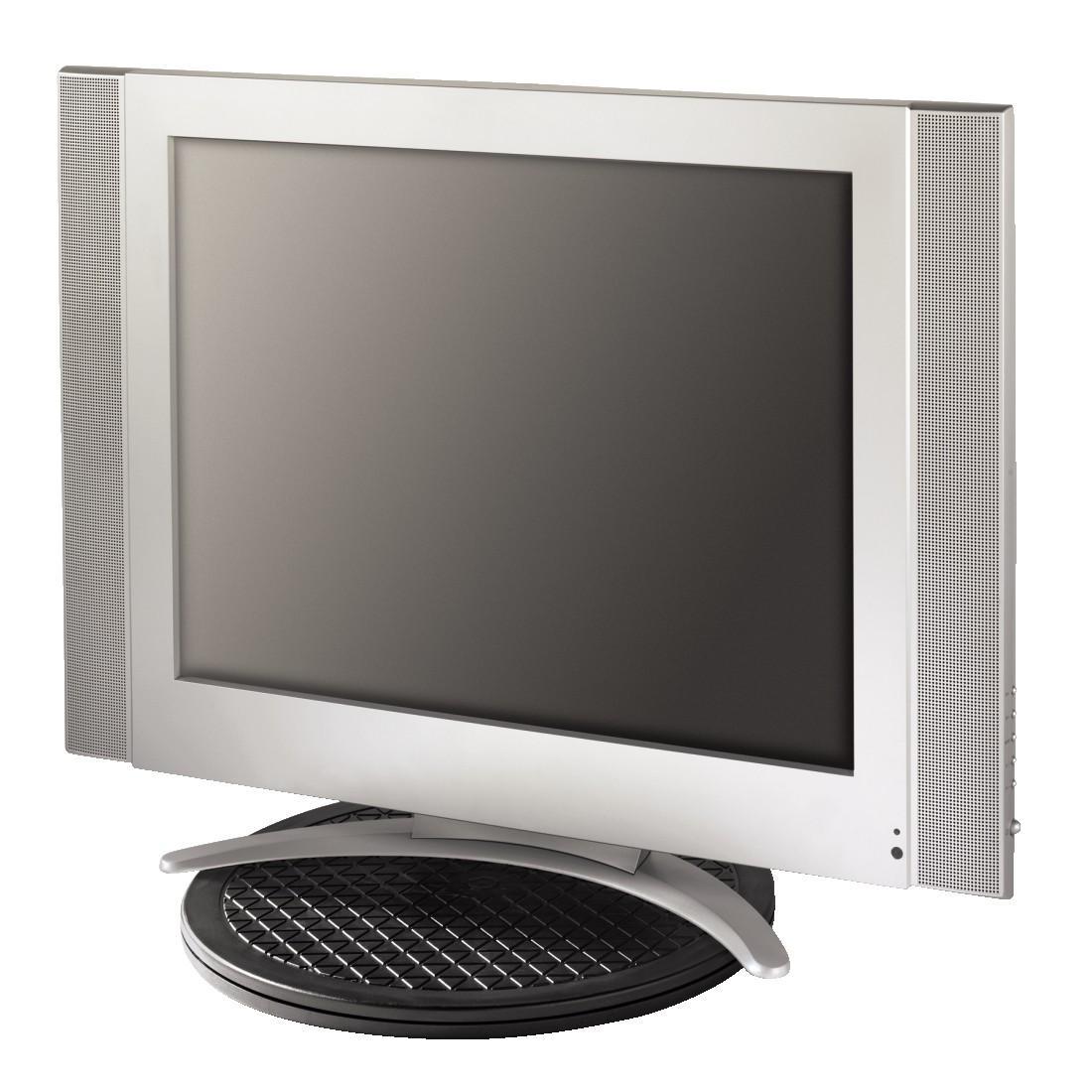 Кръгла въртяща се поставка за TV HAMA 49591, до 42, 80 кг, Черна-2