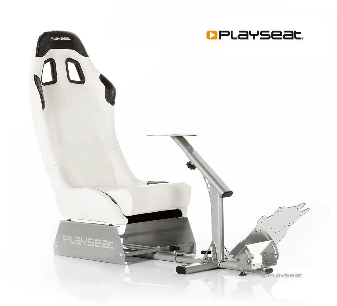 Геймърски стол Playseat Evolution White-2