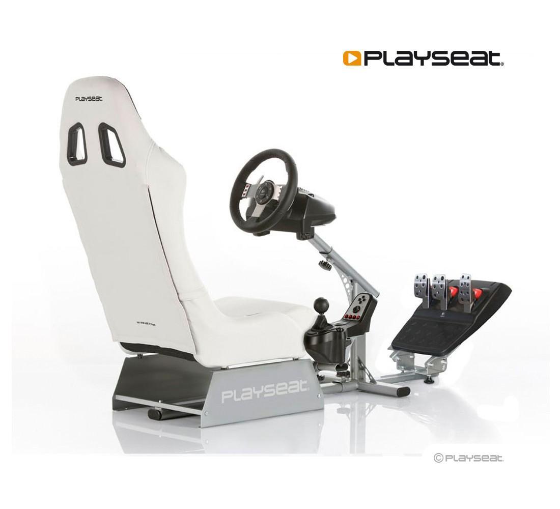Геймърски стол Playseat Evolution White-4