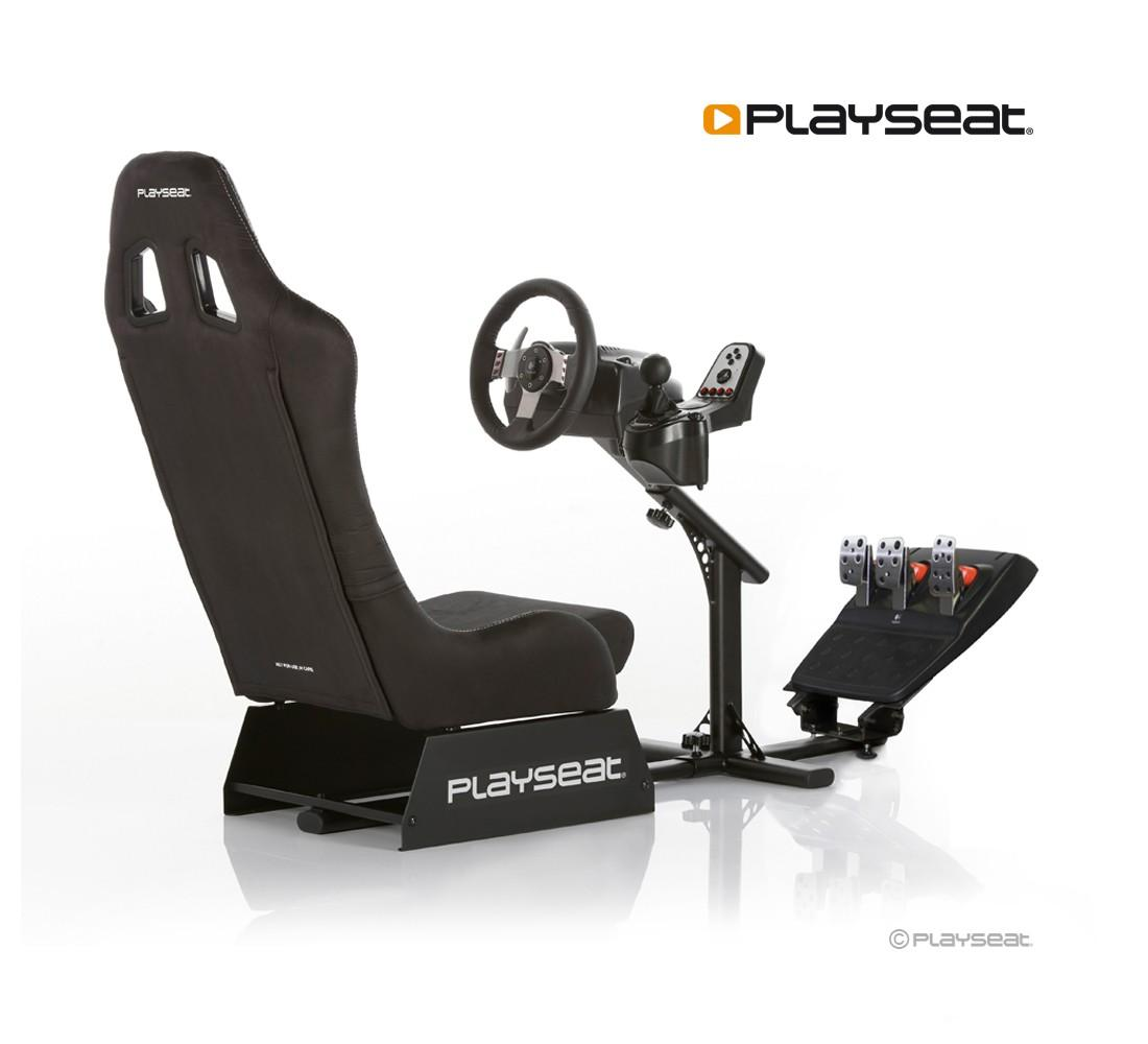 Геймърски стол Playseat Evolution Alcantara-2