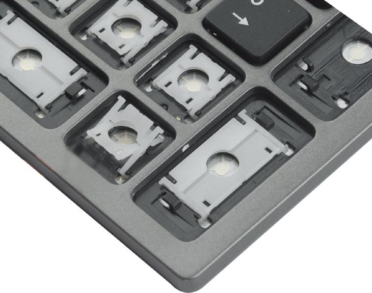 Клавиатура A4tech KV-300H, 2 х USB порт-3