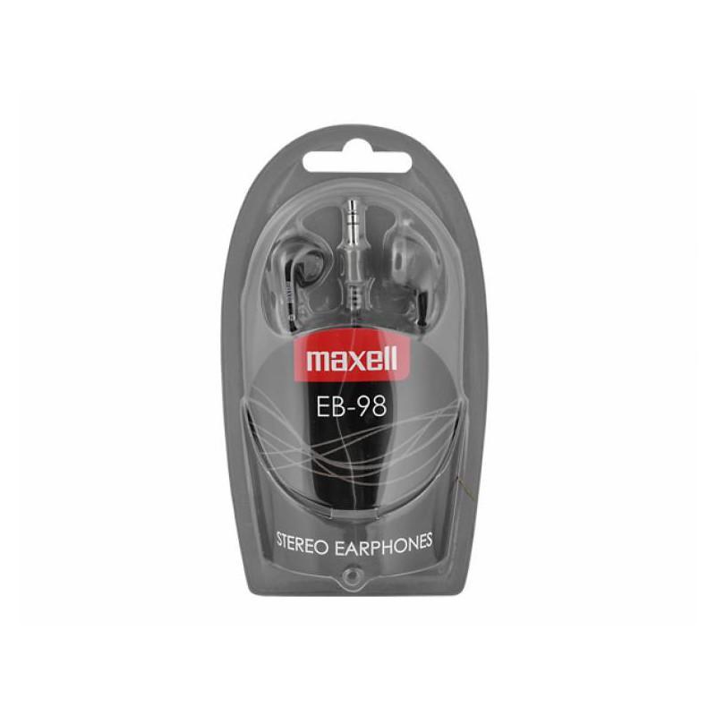 Слушалки  MAXELL EB-98 , In-Ear, Черен-2