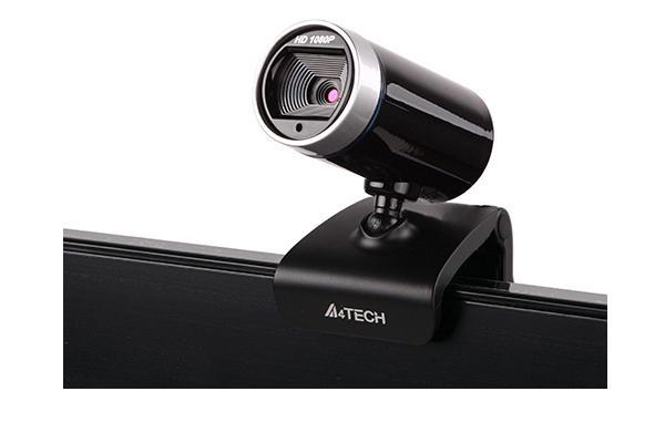 Уеб камера с микрофон A4TECH PK-910H, Full-HD, USB2.0-3