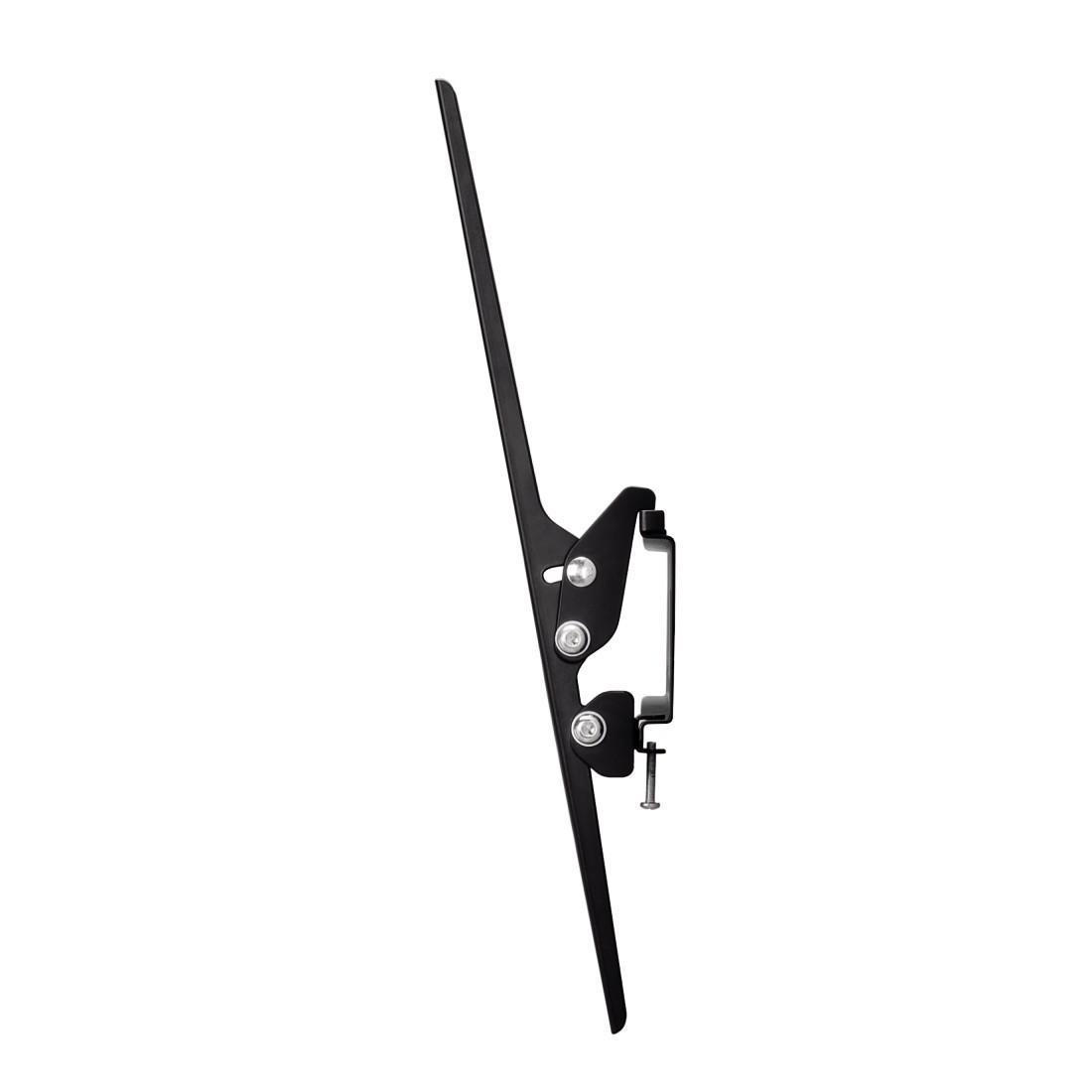 Стенна стойка за TV HAMA 108719, Регулируема, 37-75, 60 кг, Черна-3