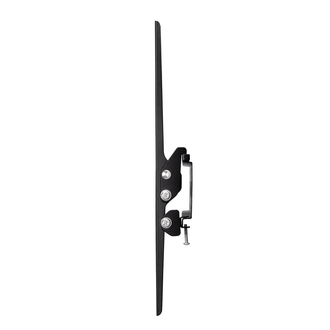 Стенна стойка за TV HAMA 108719, Регулируема, 37-75, 60 кг, Черна-4