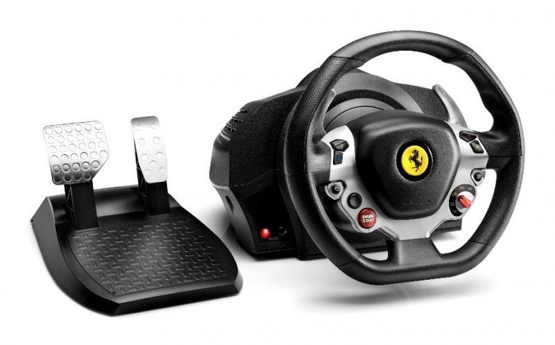 Волан THRUSTMASTER, TX Ferrari 458 Italia Edition, за PC  /  XBox