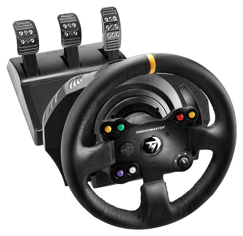 Волан THRUSTMASTER, TX Racing Wheel Leather Edition, за PC  /  XBox-2