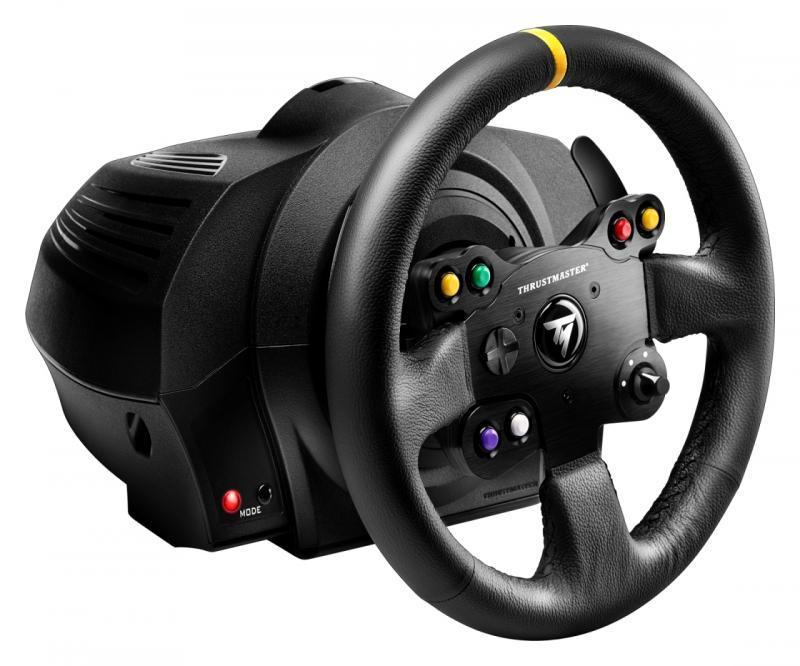 Волан THRUSTMASTER, TX Racing Wheel Leather Edition, за PC  /  XBox-3