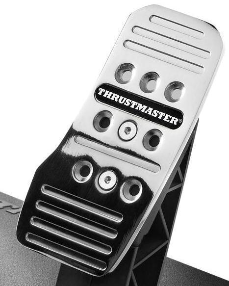 Педали за състезателна симулация THRUSTMASTER T3PA ADD-ON,  за PC / PS3 / Xbox One / PS4-2