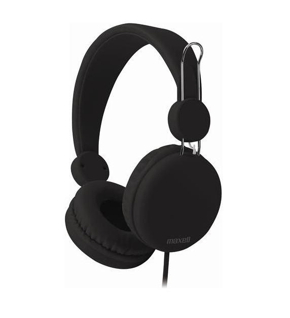 Слушалки с микрофон MAXELL HP SPECTRUM, SMS-10S , Черен