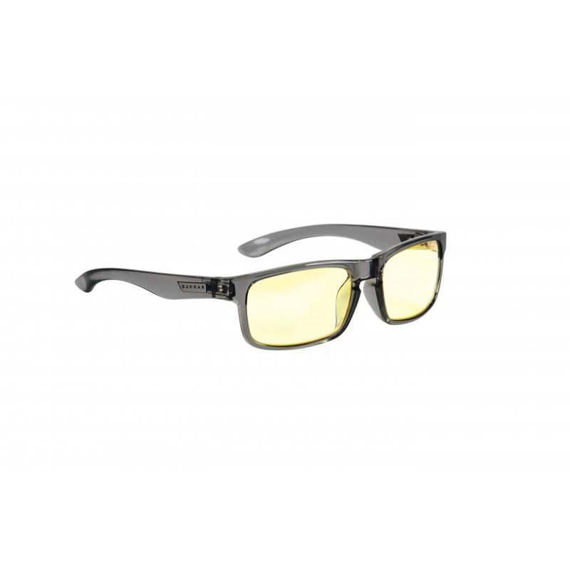 Геймърски очила GUNNAR Enigma Onyx, Smoke, Черен