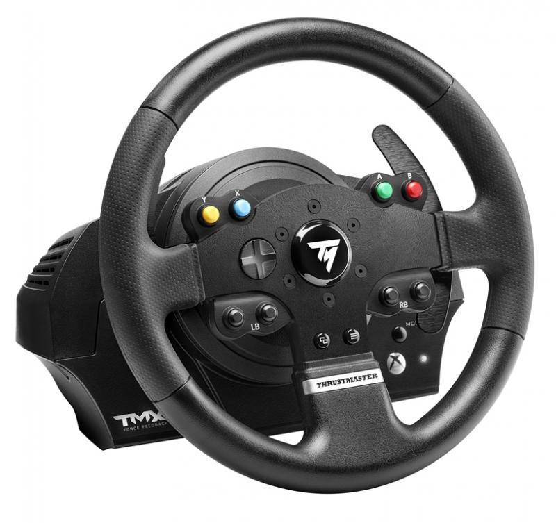 Волан THRUSTMASTER Racing Wheel TMX XBOX ONE/PC, Черен