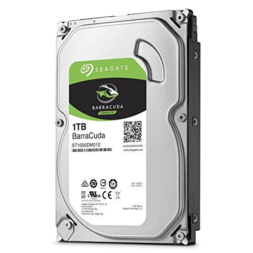 Хард диск SEAGATE, 1TB, 64MB, 7200 rpm, SATA 6.0Gb/s, ST1000DM010