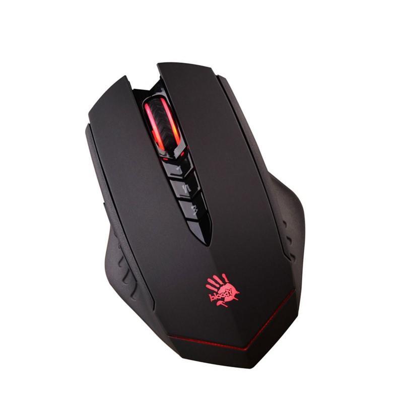 Геймърска мишка Bloody R80, Оптична, Безжична, USB