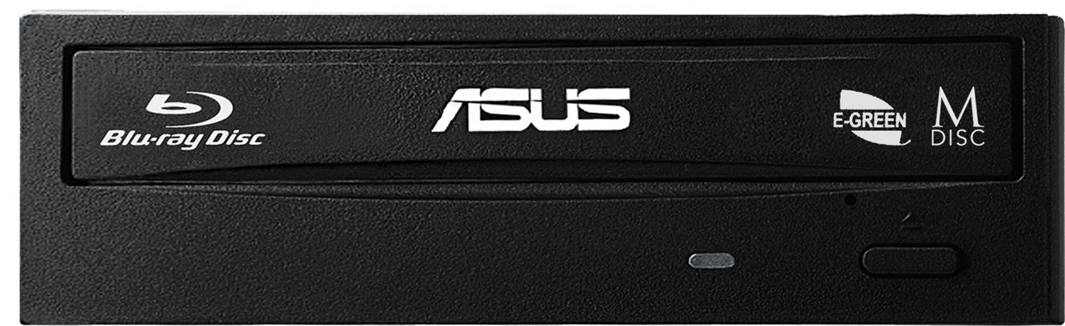 Записващо устройство Blu-Ray ASUS BW-16D1HT, за вграждане в компютър, SATA, черен-2