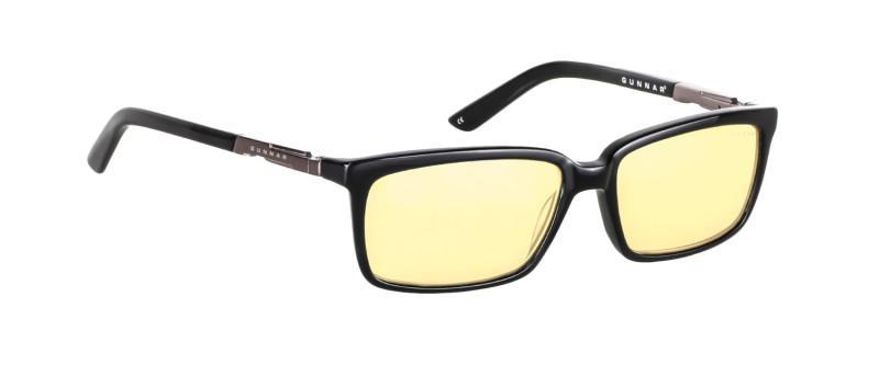 Геймърски очила GUNNAR HAUS Onyx, Amber, Черен