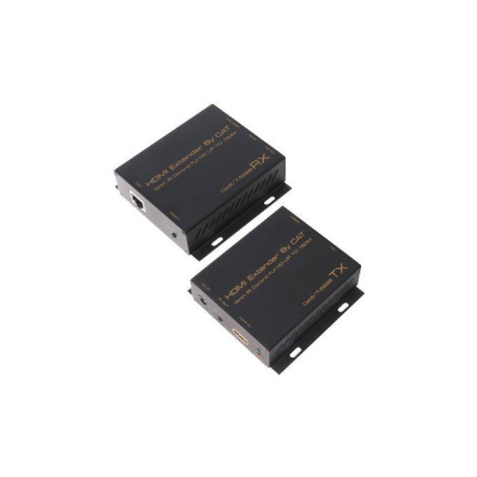 HDMI Extender (усилвател) ESTILLO HDEX008M1 , усилва HDMI сигнал до 150 м по UTP кабел