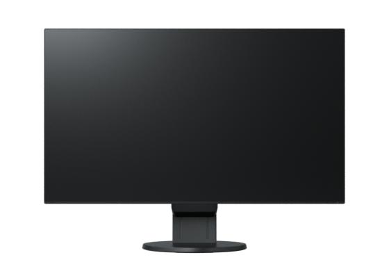 Монитор EIZO FlexScan EcoView Ultra-Slim EV2451-BK, IPS, 23.8 inch, Wide, Full HD, D-Sub, DVI-D, HDMI, DisplayPort, Черен