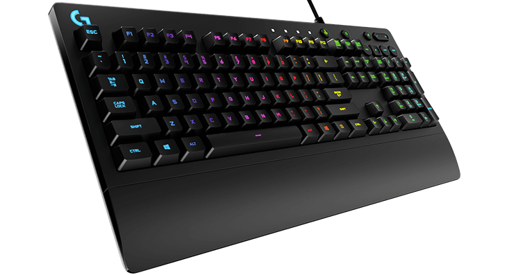 Геймърска клавиатура Logitech, G213 Prodigy, RGB-2