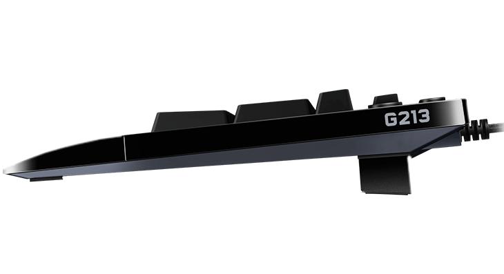 Геймърска клавиатура Logitech, G213 Prodigy, RGB-4