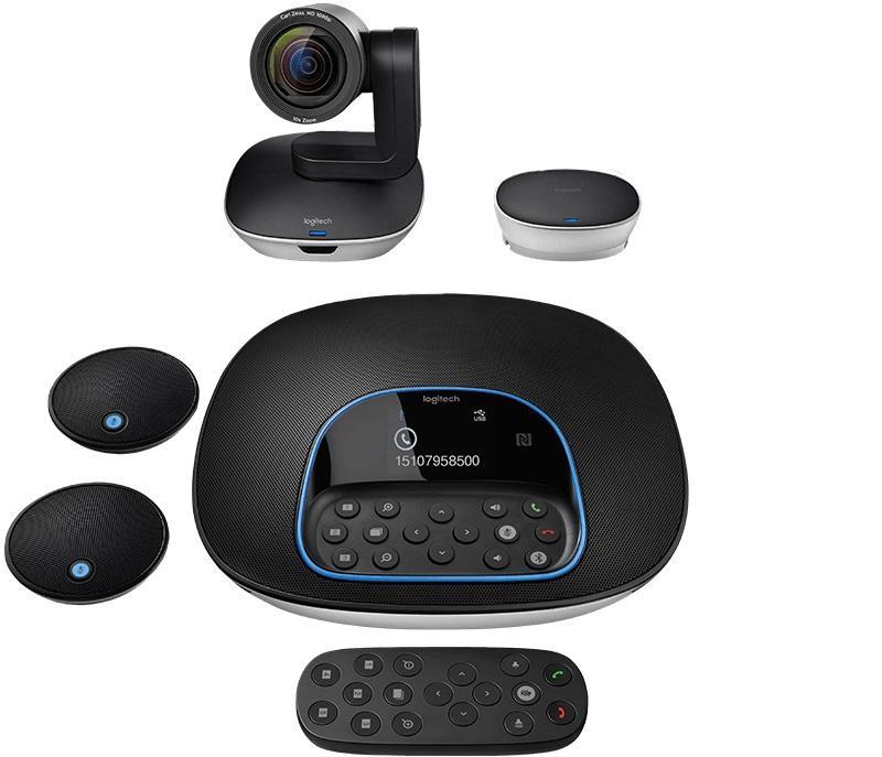 Видеоконферентна камера LOGITECH ConferenceCam Group, Full-HD, USB2.0