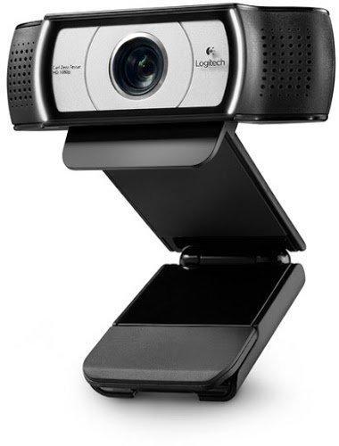 Уеб камера с микрофон LOGITECH C930e, Full-HD, USB2.0-4
