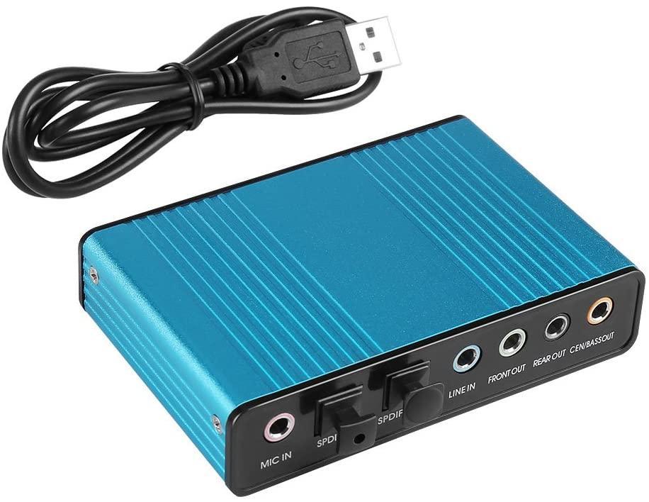 Звукова карта ESTILLO, USB, 7.1